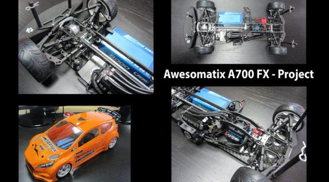 Awesomatix A700FX – Projekt Frontwheel bei RC-Kleinkram