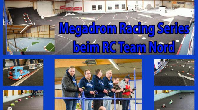 Megadrom-Racing Series – Round 4 – Das Finale