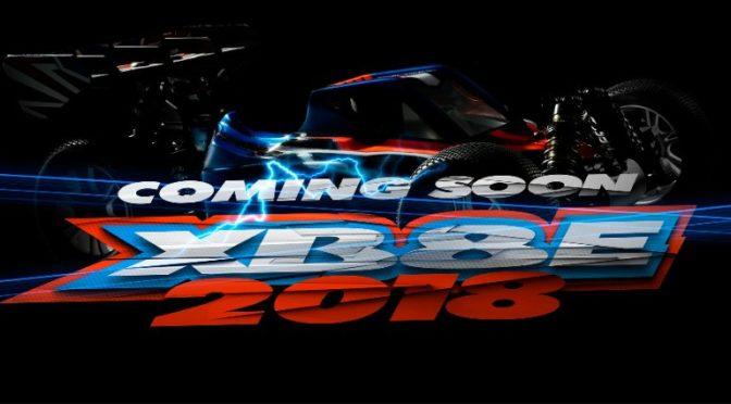 Xray XB8E'2018 kommt bald