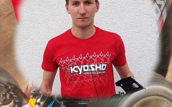 Andreas Mayr wechselt zu Team Kyosho Europe