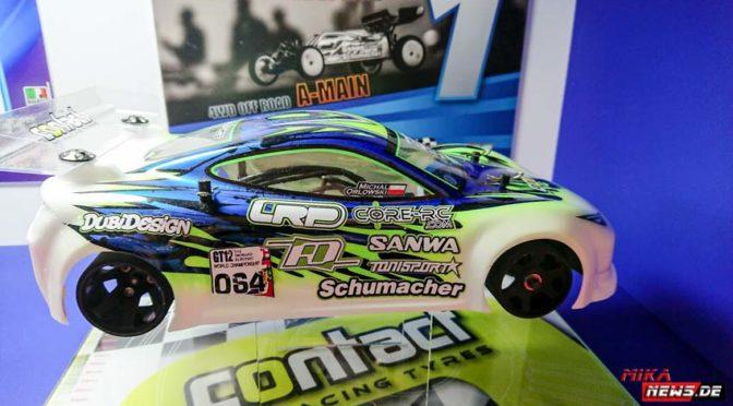 Chassisfokus SupaStox ATOM CC GT12 – Michal Orlowski