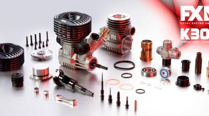 FX 3.5cc Engine .21 – K302