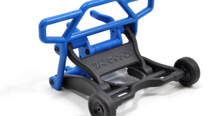 Bumper hinten für den Traxxas Electric Rustler
