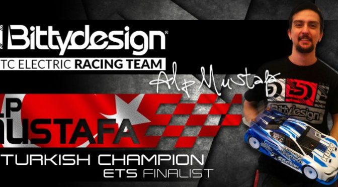 Mustafa Alp im Bittydesign 1/10 TC Electric Racing Team