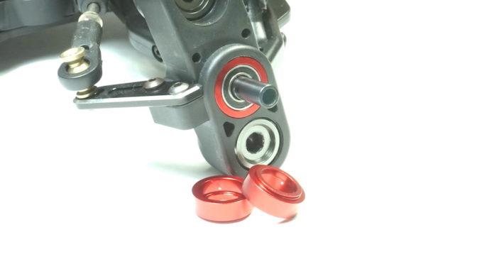 Sworkz – Aluminium-Buchsen für die S35-Serie