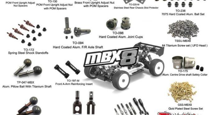 T-Work's – Tuning für den Mugen MBX8