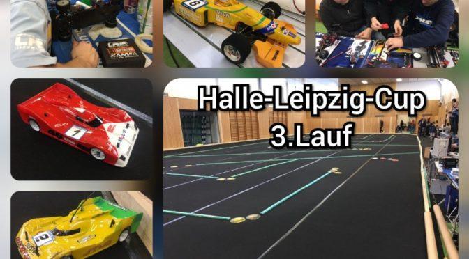 3.Lauf zum Halle-Leipzig-Cup 2017/18 in Leipzig