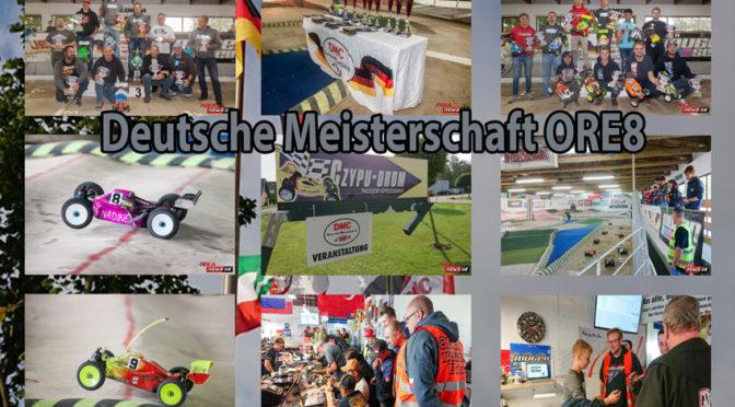 Deutsche Meisterschaft ORE8B im Czypu-Drom – Bilder