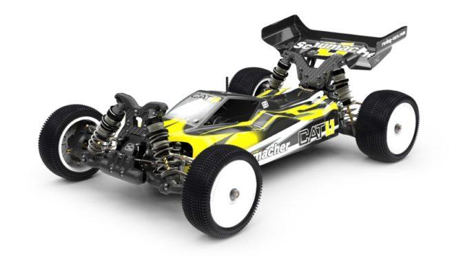 Schumacher Cat L1 – 1/10 4WD Buggy