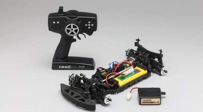 Drift Racer Special (AWD) mit Gyro und Running Set