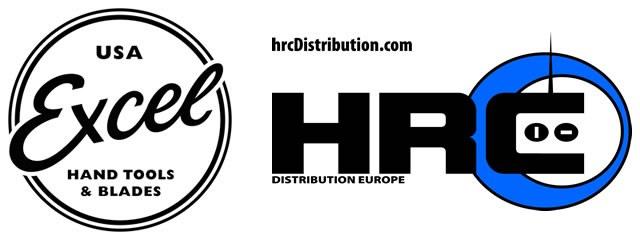HRC Distribution ist neuer Distributor für Excel Hand Tools und Blades