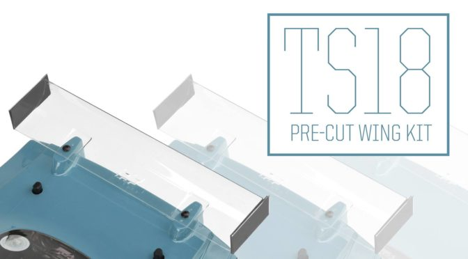 TS18 Pre-Cut Wing Kit (190mm)