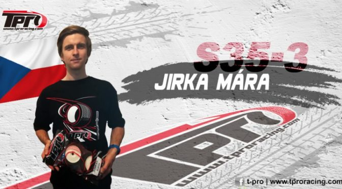 Jirka Mára wechselt in TPRO-Team