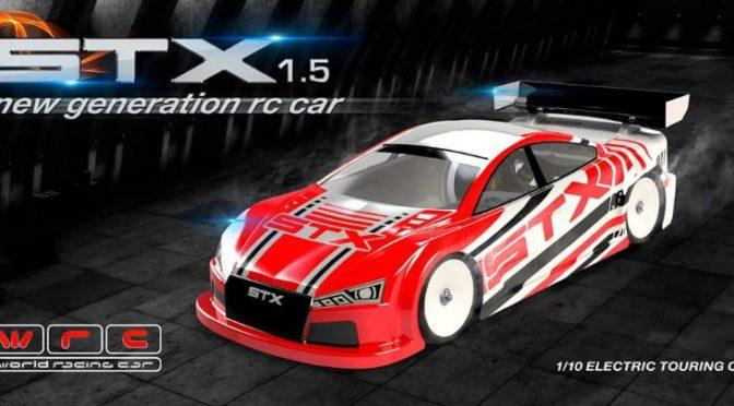STX 1.5 Elektro 1/10 Tourenwagen von WRC-Racing
