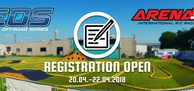Das EOS startet im April in der Arena33