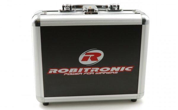 Robitronic Akku Koffer für 5 Akkus