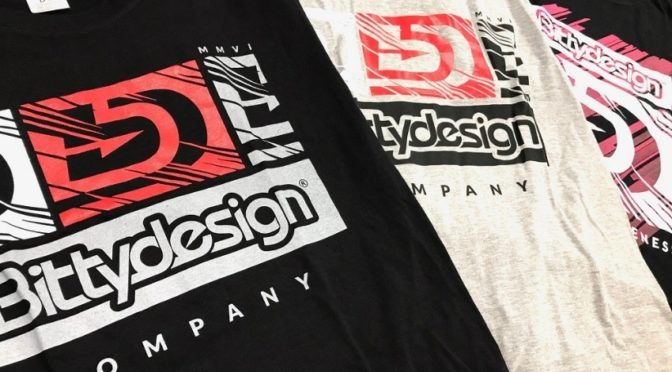 Bittydesign 2018 apparel Kollektion