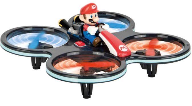 Mario hebt wieder ab!