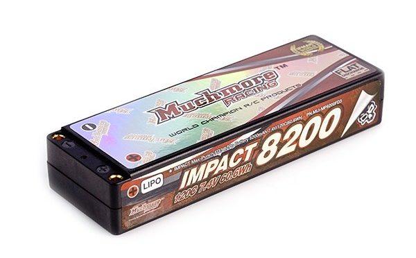 Muchmore – IMPACT Max-Punch FD3 Li-Po Akku 8200mAh/7.4V 120C