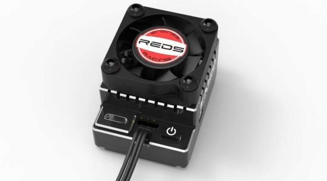 Reds Racing – 1/10 TX2 ESC