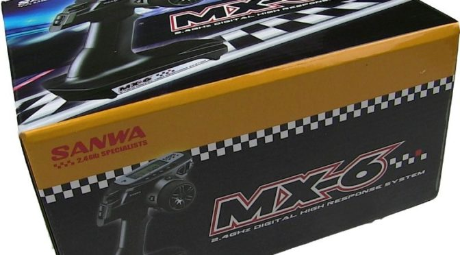Sanwa MX-6 – Der Einstieg