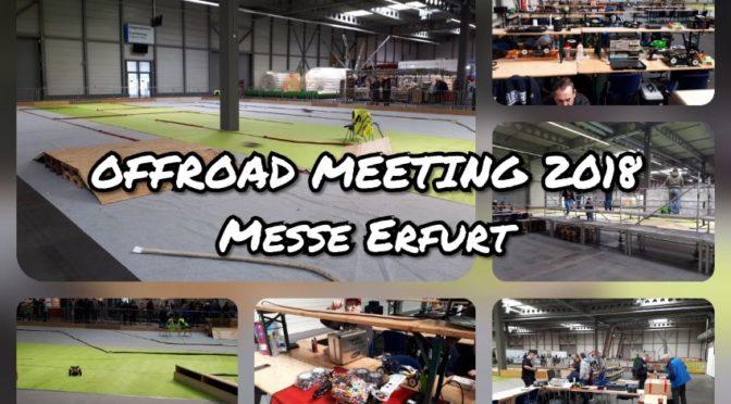 OFFROAD MEETING 2018 Messe Erfurt