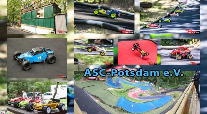 1. Fun Race 2018 beim ASC Potsdam e.V.