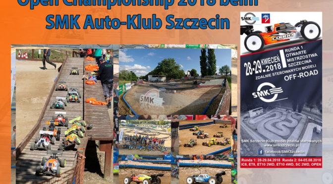 Open Championship 2018 beim SMK Auto-Klub Szczecin