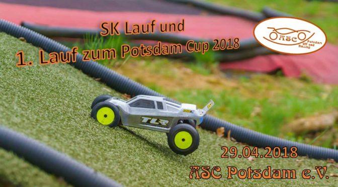 Der ASC-Potsdam lädt zum SK-Lauf und Potsdam-Cup ein
