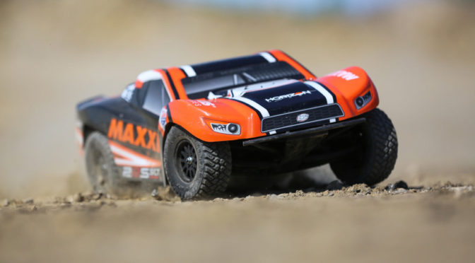 LOSI® 22S SCT 1/10 2WD AVC RTR