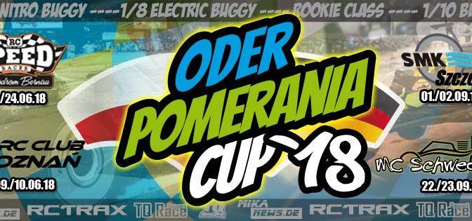 Der Oder-Pomerania-Cup 2018