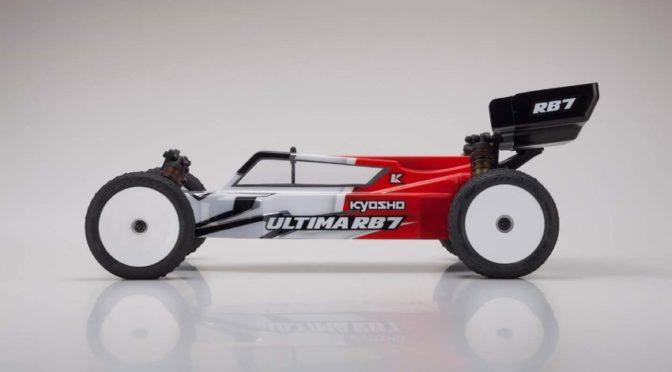 Kyosho präsentiert den neuen 1/10 2WD Buggy – den RB7
