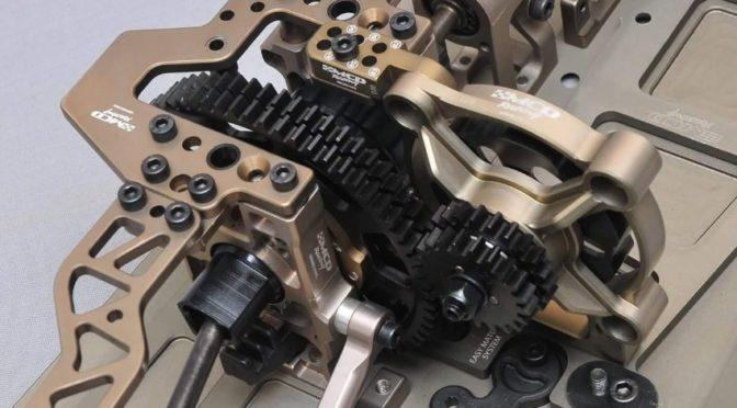 MCD-Racing – X-SNAP 2-Speed