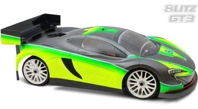 BLITZ GT3 1/8th GT Karosserie