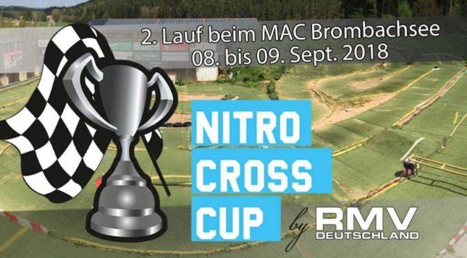 2.Lauf zum 2018 Nitrocross Cup