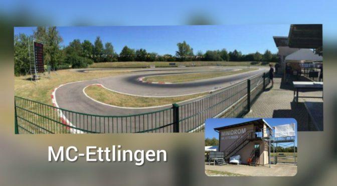 Deutsche Meisterschaft VG8 2018 beim MC-Ettlingen