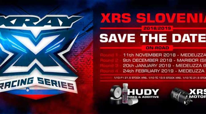 XRS Slovenia – Save the dates