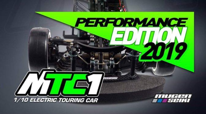 Mugen MTC1 Performance Edition Kit 2019