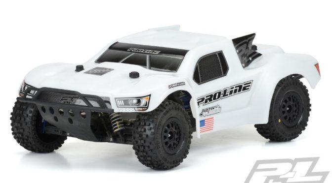 Pro-Line – Flo-Tek Fusion Bash Armor Karosserie (White)