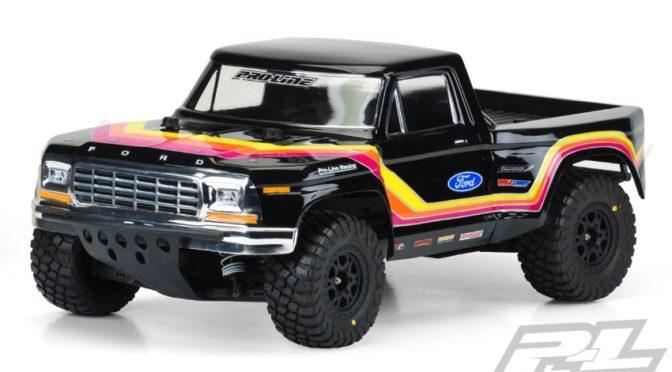 1979 Ford® F-150 Race Truck Karosserie