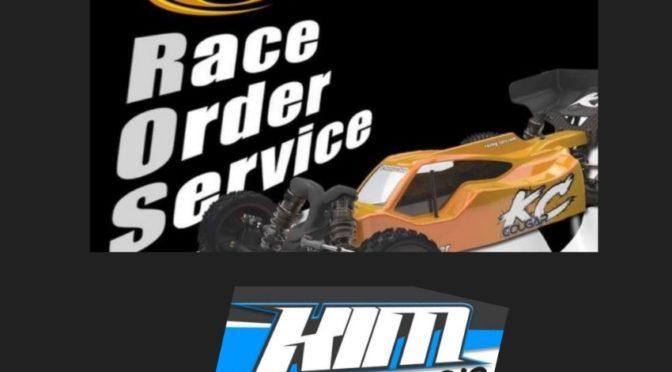CS RACE ORDER SERVICE KIM Köngen – 05.-06.01.2019