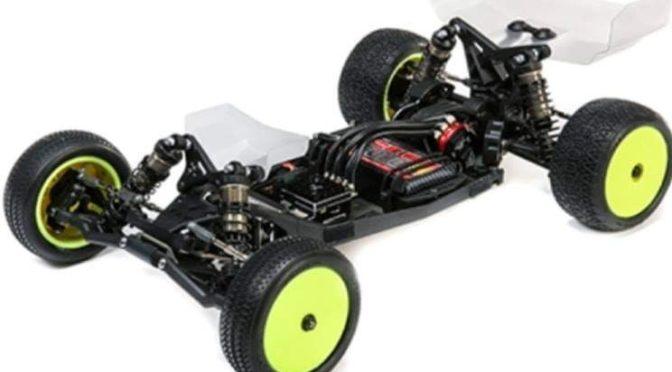 Der neue Losi 22 5.0 DC Race Kit