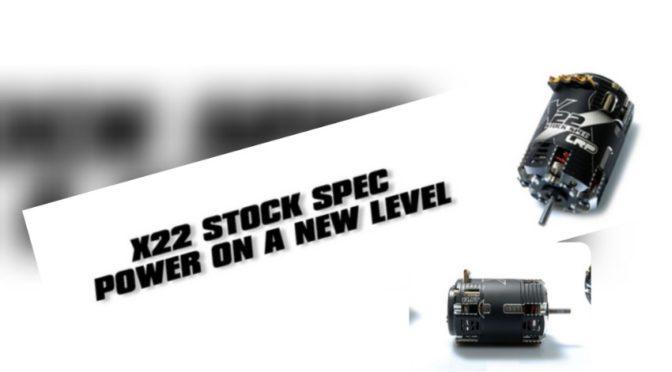 X22 Stock Spec Motoren