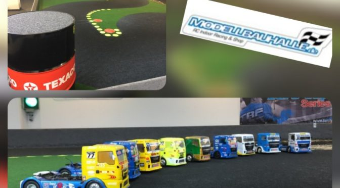 Modellbauhalle – RC Indoor Racing & Shop