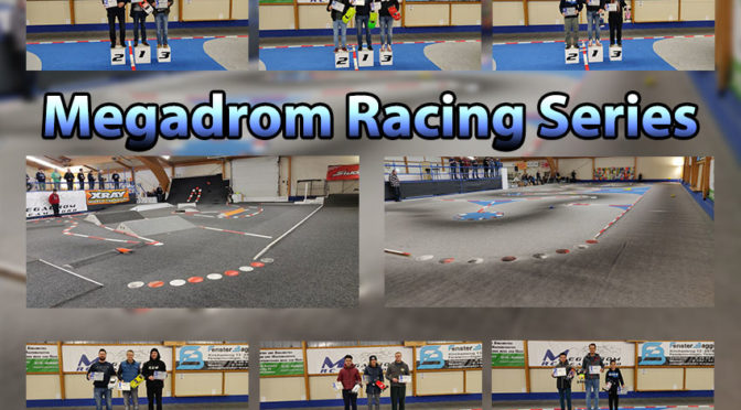 Megadrom Racing Series R4
