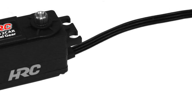 HRC 68112CAR Low Profile Servo