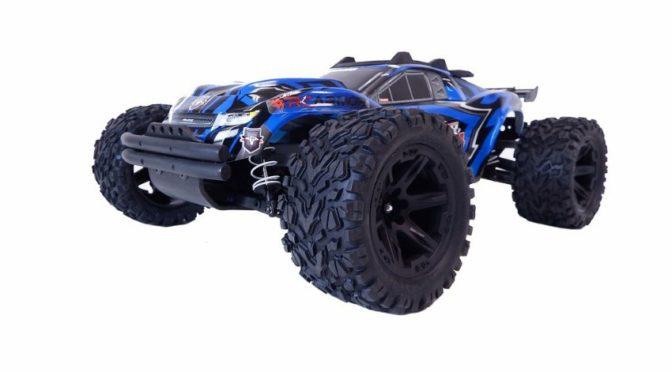62189 – TBR XV4 Front Bumper – Traxxas Rustler 4×4 VXL