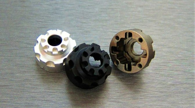 Samix – Aluminium-Diffgehäuse TRX-4