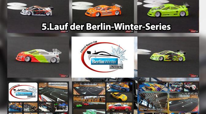 5.Lauf zur Berlin-Winter-Series