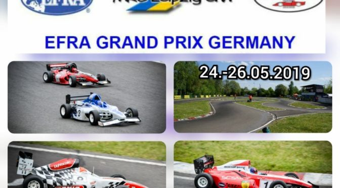 EFRA GP Large Scale TC/F1 Leipzig, Germany
